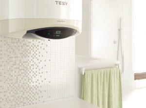 Sistema para calentar agua.