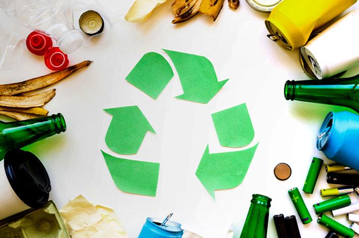 Reciclar para cuidar el planeta