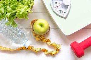 Objetos para cuidar el peso