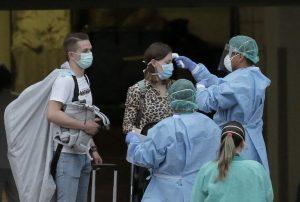 Personas en pandemia