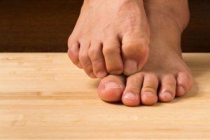 Pies con comezón y pie de atleta