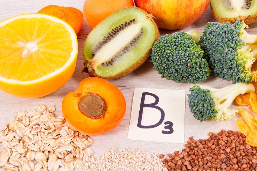 Alimentos con Vitamina V3