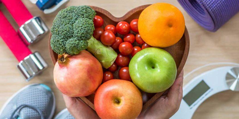 La vida saludable es una opción