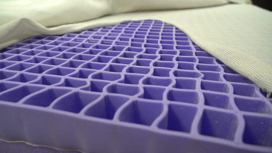 colchón de foamy