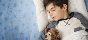 como hacer que mi hijo duerma