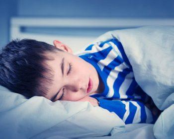 quiero que mi hijo duerma