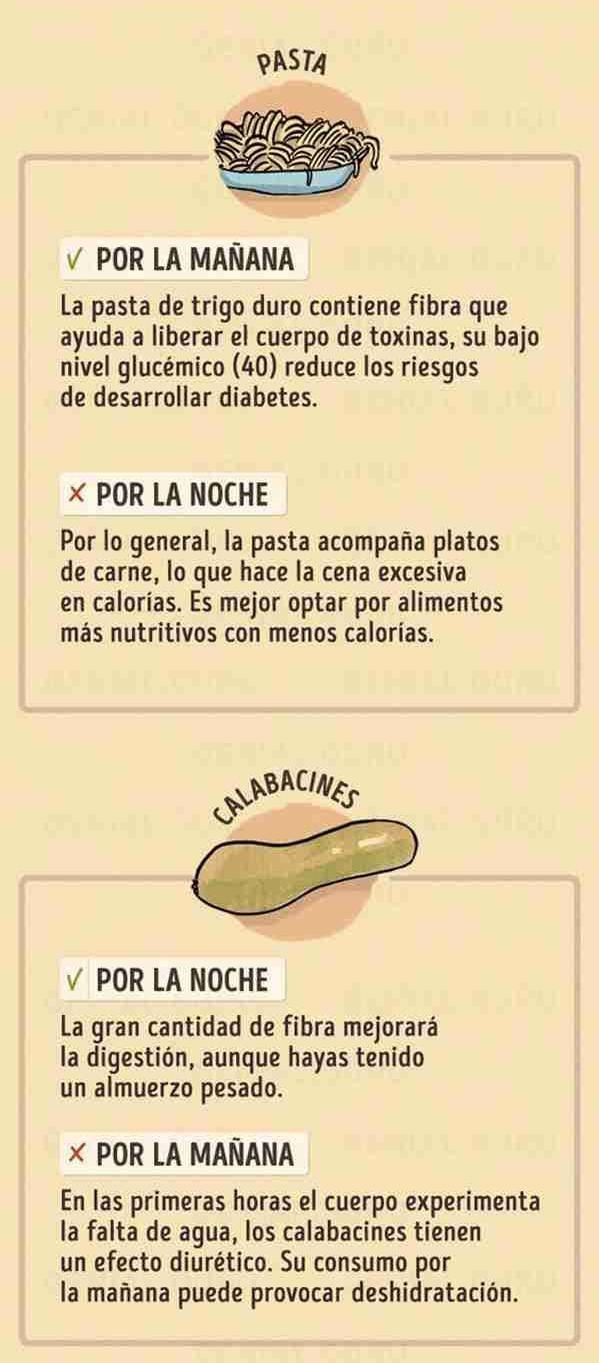 consejos para come sano