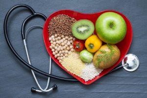Alimentos para cuidar el corazón.