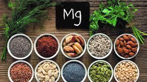 Magnesio natural.