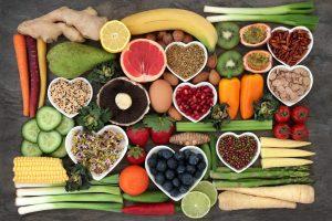 Comida para cuidar el corazón.