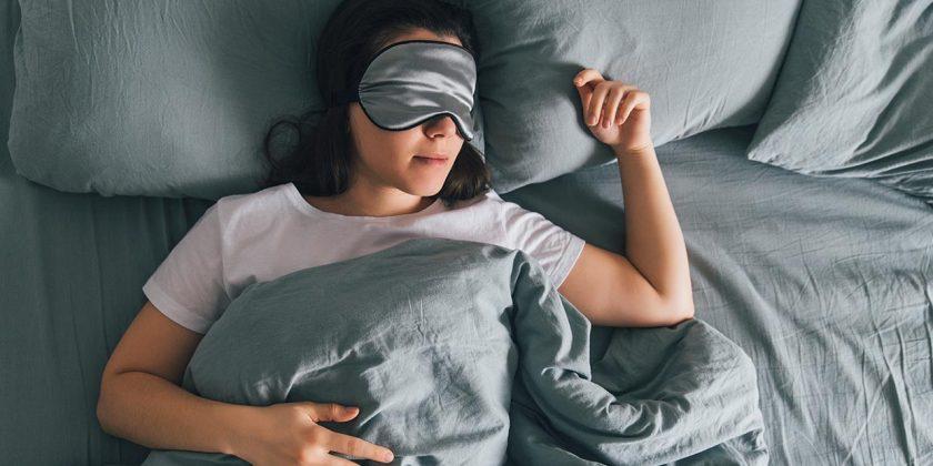 es posible aumentar el peso durmiendo