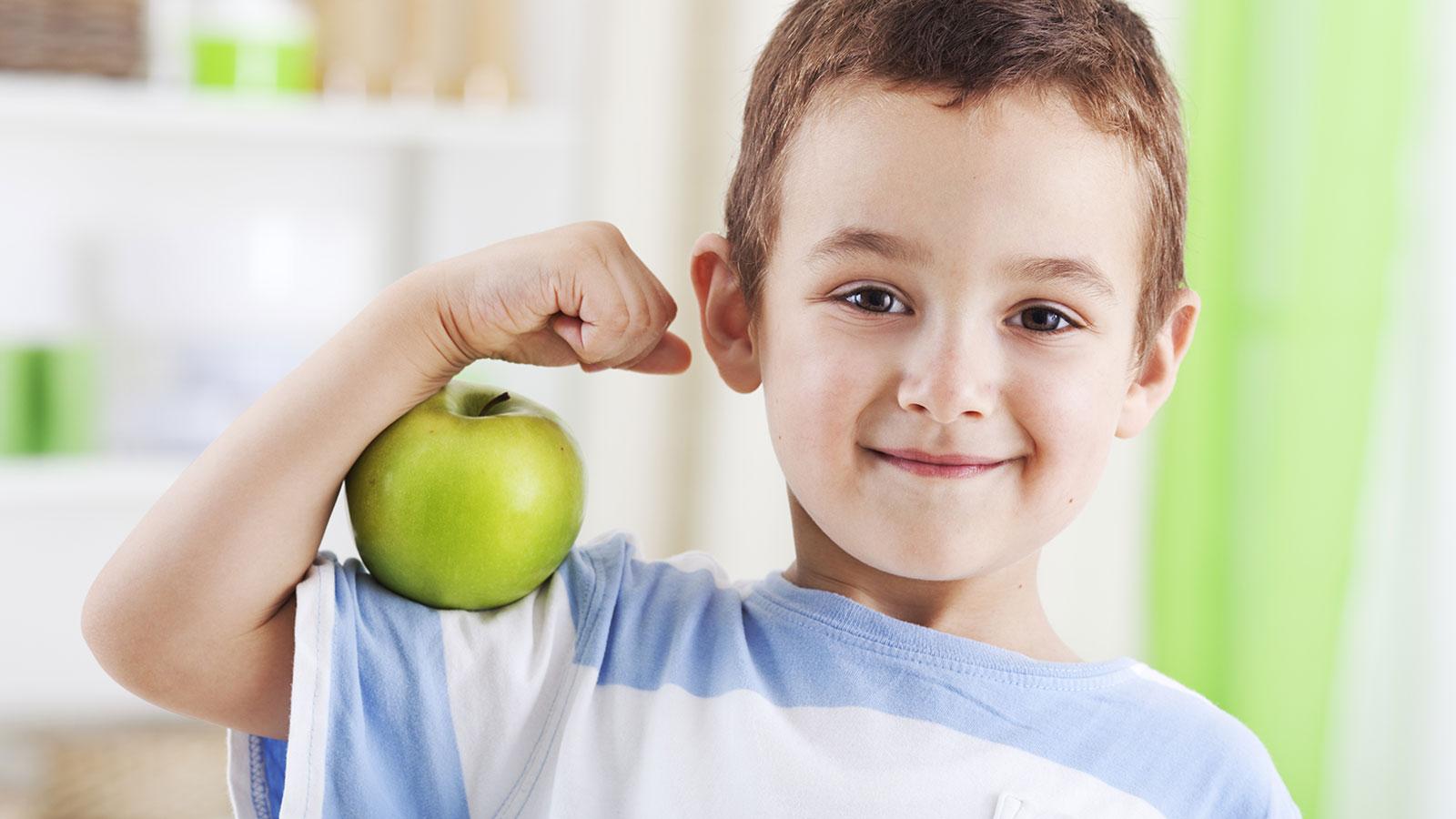 las mejores vitaminas para niños