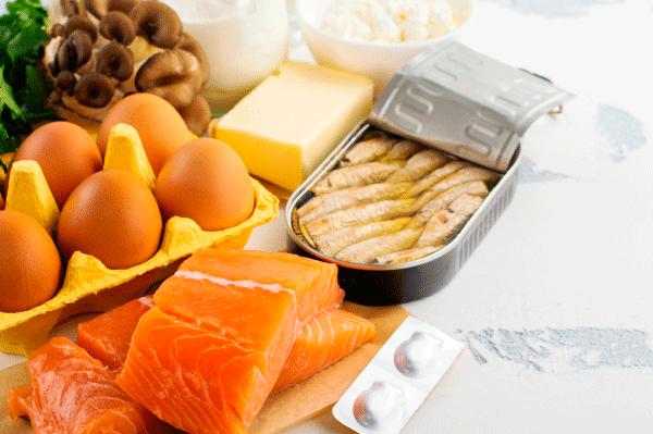 los alimentos con vitamina b