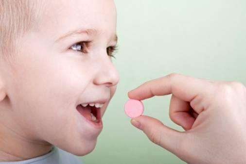 vitaminas en niños