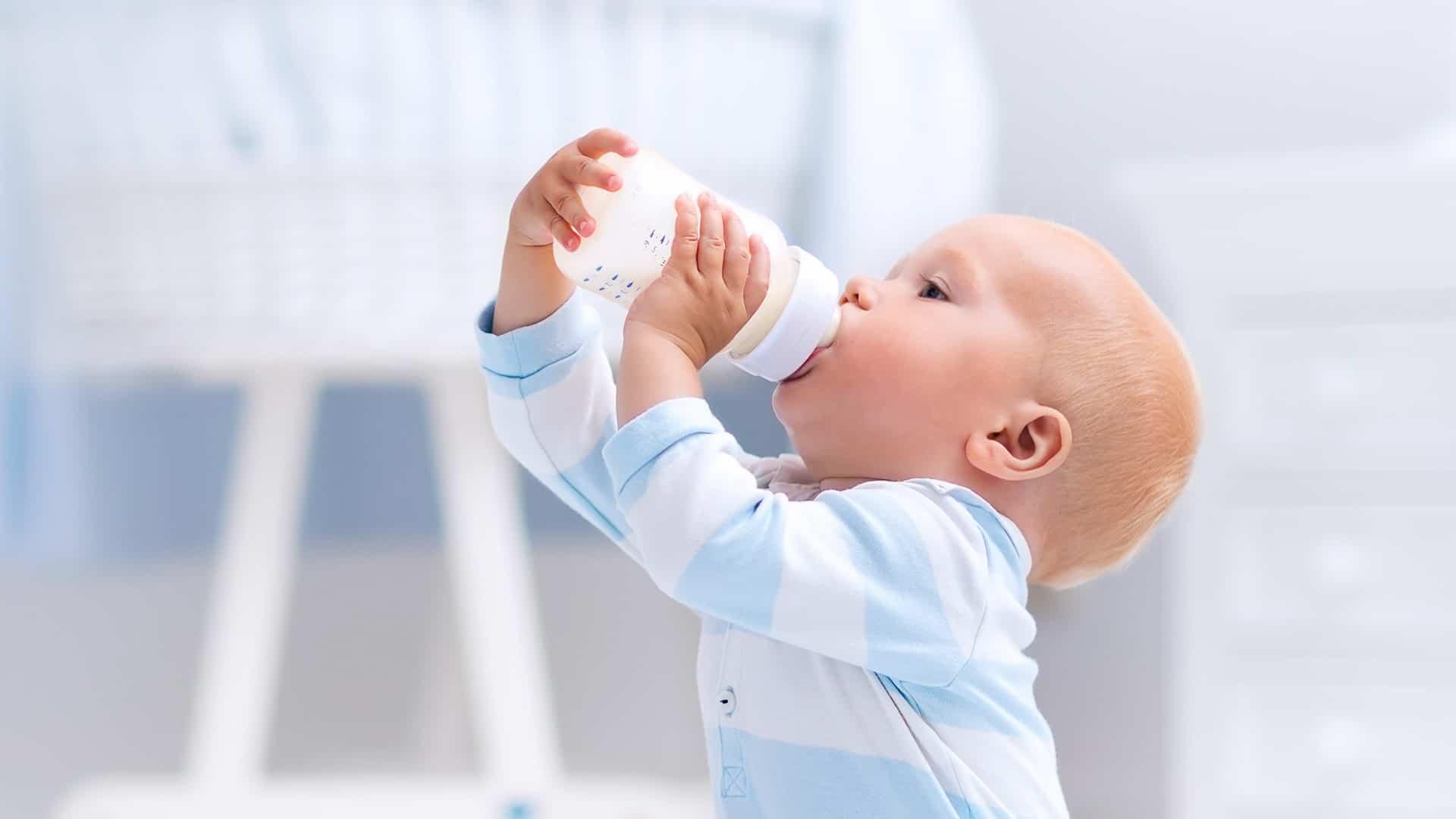 cual es la leche correcta para tu bebé
