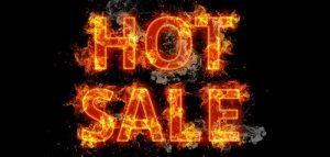 ventas calientes de hot sale