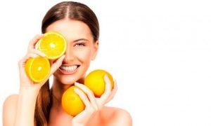 vitamina c para la belleza