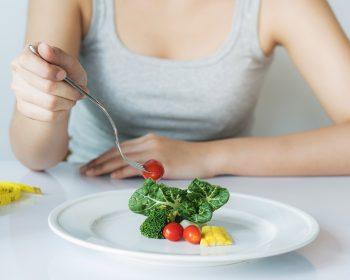 como saber que necesitas menos comida