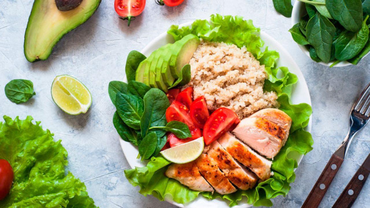 beneficios de una comida saludable
