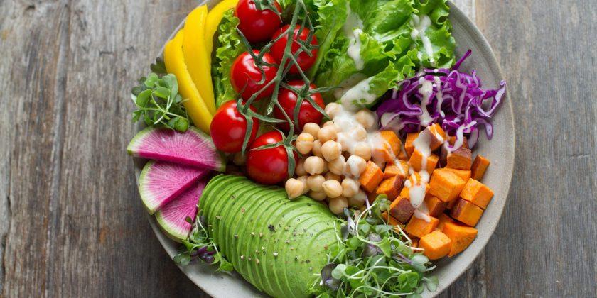 lo mejor de la comida saludable